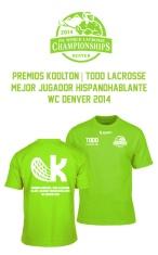 Carterl Premio Koolton TodoLacrosse