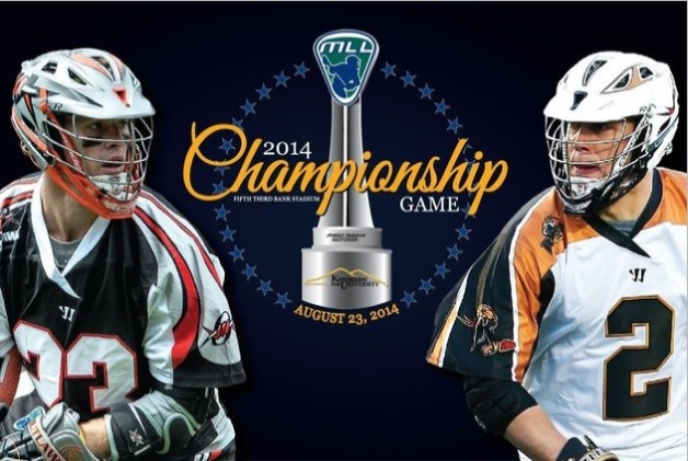 denver-outlaws-vs-rochester-rattlers-in-2014-mll-championship-game