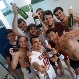 Sevilla Lax celebración